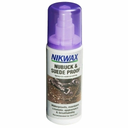 Nikwax Impregnat do obuwia z Nubuku i Zamszu spray 125ml